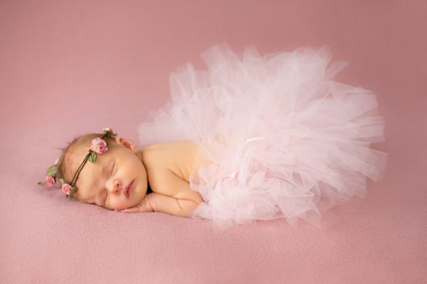 Newborn photographs